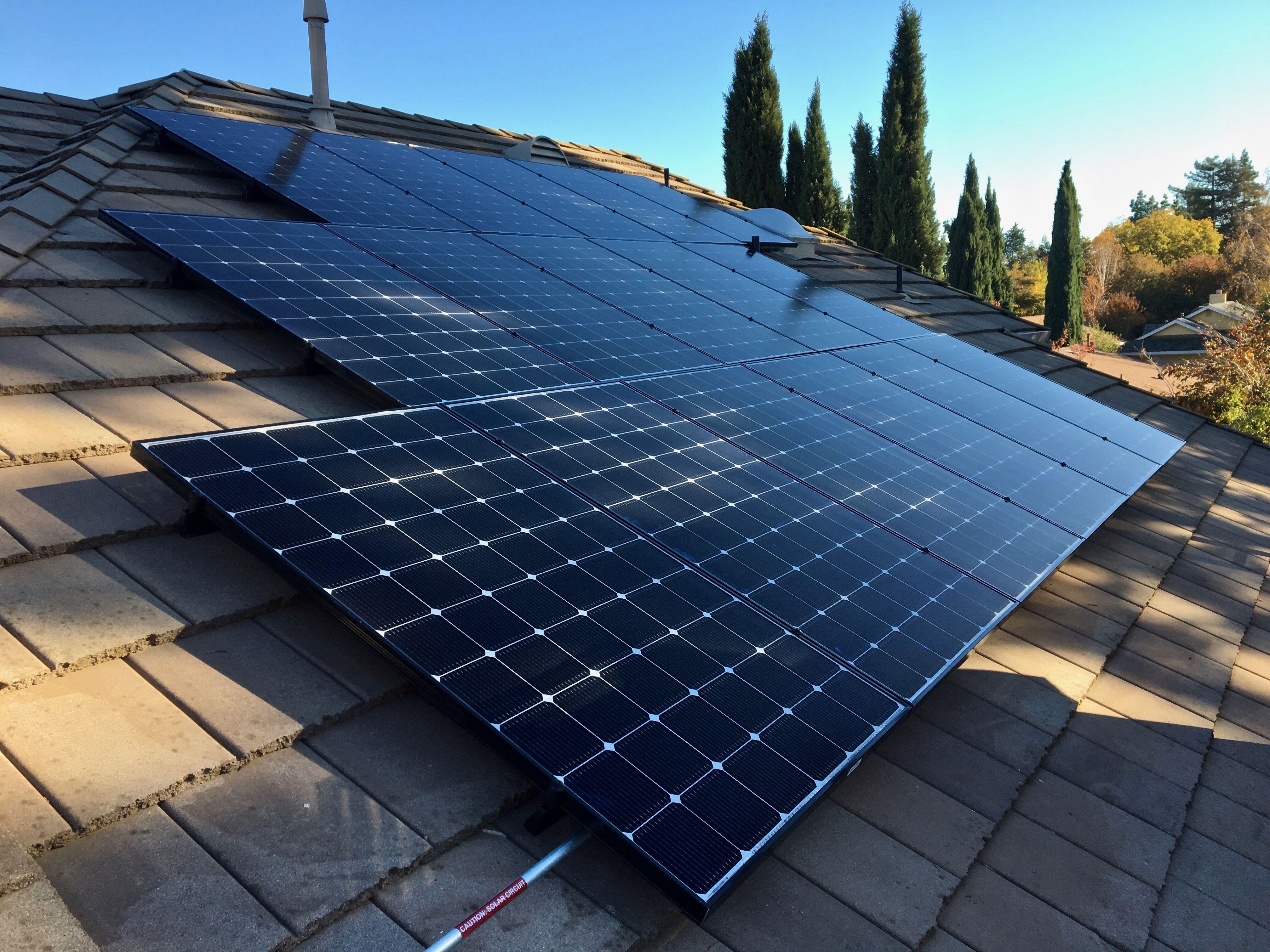 Solar Energy Solar Panel Installation Santa Rosa Ca